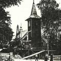 1983 - budowa nowego kościoła wokół już istniejącego.