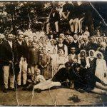 Poświęcenie dzwonów – zdjęcie z 16.08.1931 r.