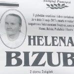 Zmarła Helena Bizub z ul. Długiej