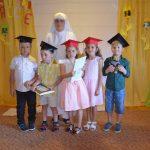 Przybyło absolwentów przedszkola