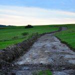 Droga dla rowerów zaczyna się budować
