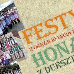 10-lecie Honaja – zaproszenie
