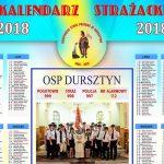 Kalendarz OSP na 2018