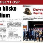 Plebiscyt OSP – kolej na Dursztyn