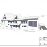 Projekt rozbudowy szkoły – dane techniczne