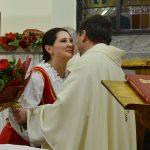 Kapłani świętowali