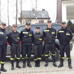 Przybyło czynnych strażaków