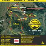 2 czerwca – II etap wyścigu kolarskiego Road Challenge