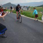 2. etap Road Challenge w Dursztynie – czyli doping, jakiego nie widzieli ;)