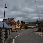 Ścieżka i środek wioski