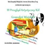 III Przegląd Artystyczny KGW w Łopusznej