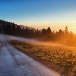 Opadły mgły i Dursztyn ze snu się budzi…