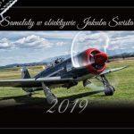 Kalendarz – samoloty w obiektywie Jakuba Śwista