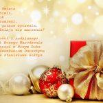 Sołtys – świąteczne życzenia