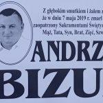 Zmarł Andrzej Bizub z ul. Słonecznej