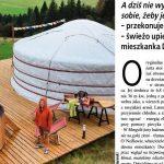 O'Neillowie i jurta mongolska