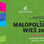 """No to jedziem! – Finał konkursu """"Małopolska Wieś 2019"""""""