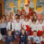 Mikołaj odwiedził przedszkolaki
