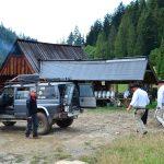 Baca Staszek i Baca Krzysiek pojechali na nauki do Szwajcarów