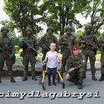 Z Tarnicy przez Dursztyn na Rysy – żołnierze lecą dla Gabrysi!