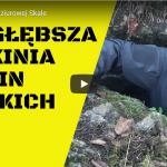 Eksploracja Jaskini w Dziurawej Skale – video