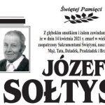 Zmarł Józef Sołtys z ul. Pienińskiej
