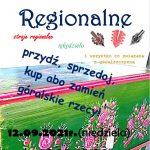 Targowisko Regionalne – zaproszenie